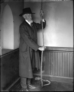 Henry Martin Ringing the Medway Bell